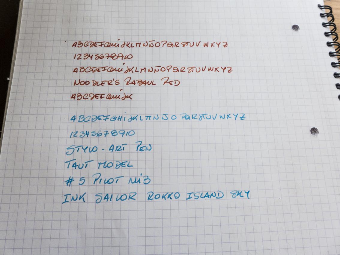 Plumas y Tintas | Un blog para hablar de tintas, plumas y papeles